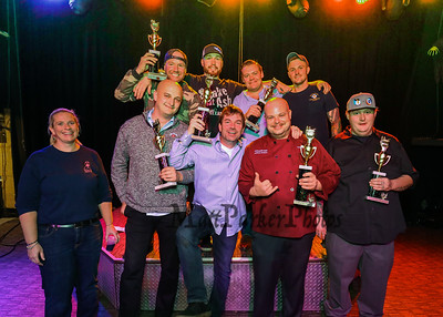 2018-11-15 Hampton Firefighters Toy Bank Chili Cookoff @ Wally's Pub