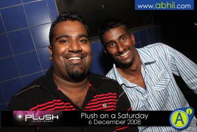 Plush - 6th December 2008