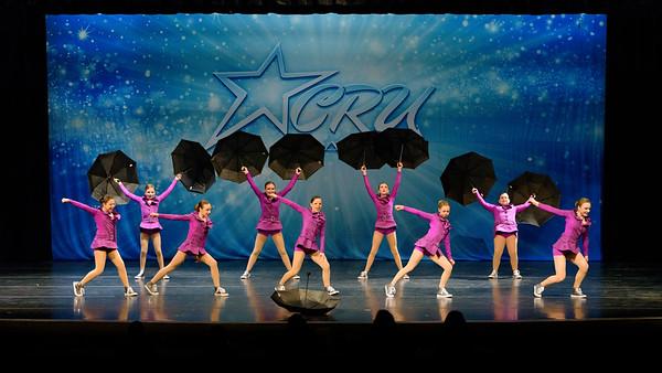 Hip Hop Y - Umbrella in the Rain