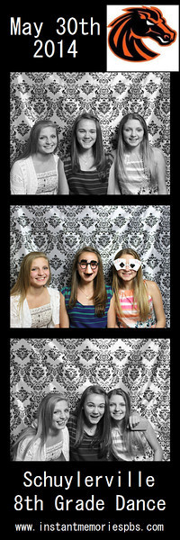 Schuylerville 8th Grade Dance2 May 30, 2014