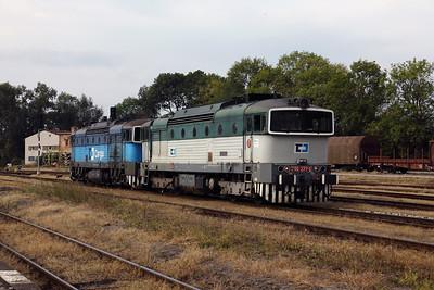 CD Class 750