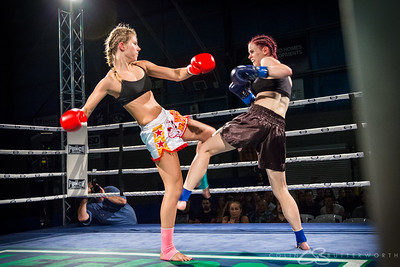 Fight 9 - Jess Street v Meg Plush