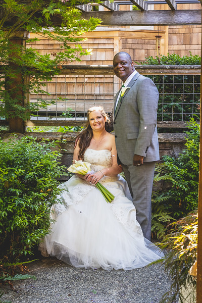 Michelle and Will Wormley Wedding