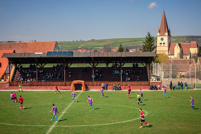 Cisnădie v. Armata Sibiu, Romanian IV Liga (Sibiu County), 23/03/2019