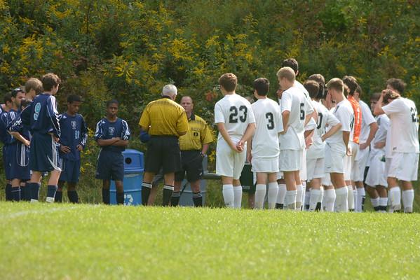 JV Soccer v Sparta