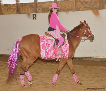 THINK PINK Berwyck Horse Games