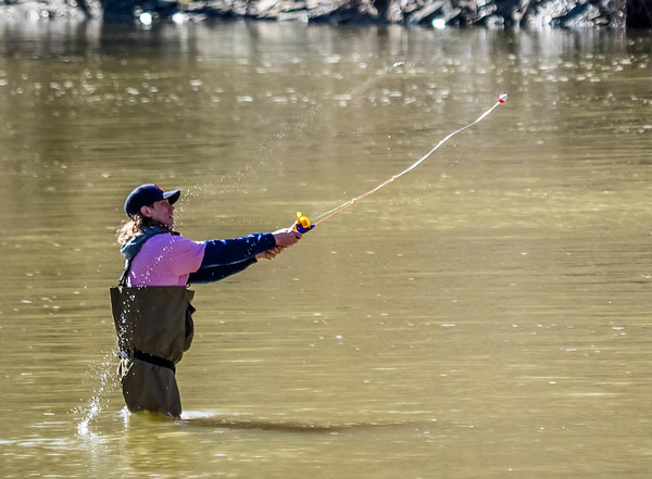 Rocky River Steelhead Barbie tournament 2018
