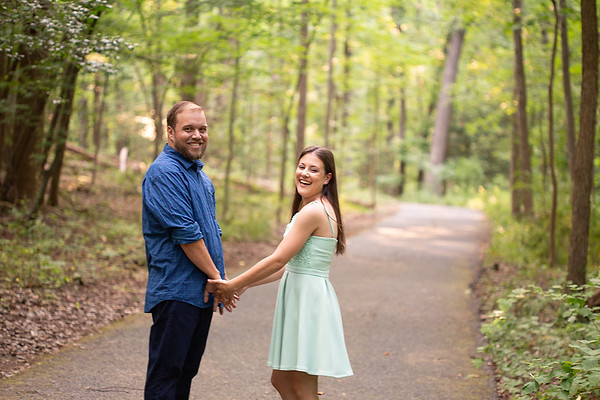 Carly and Josh's Engagement Session