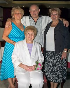Aunt Rose's 90th Birthday