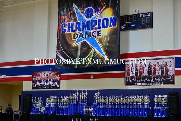 Champion Dance Tompkins High School