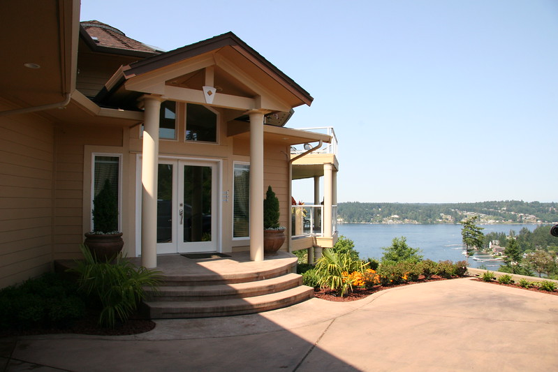Fox Island Home