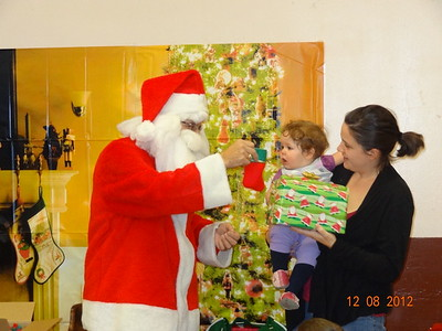 2012 Sons of Italy Family Christmas Party