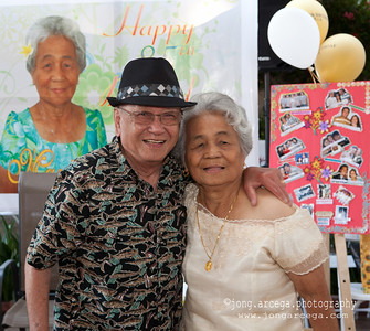 2011 Auntie Mary Guerrero's 85th Birthday