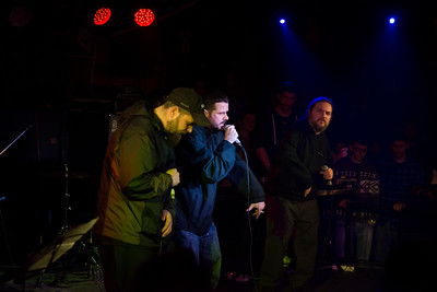 SKINOTHETIS & RAZASTARR live @ AN Club