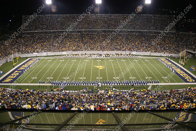 WVU vs Pittsburgh - Halftime Formations - 11/15/03