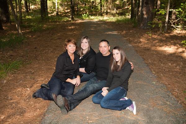 Sharpe Family Unedited