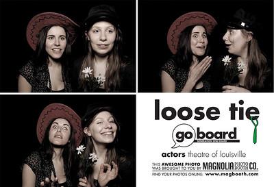 LVL 2012-02-23 Go Board Loose Tie Fundraiser