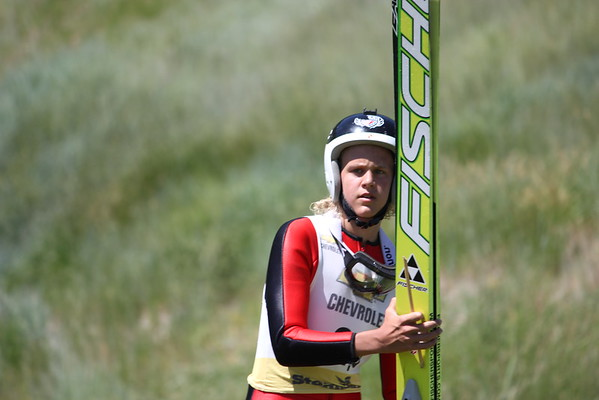 2015 Summer and Fall Ski Jumping