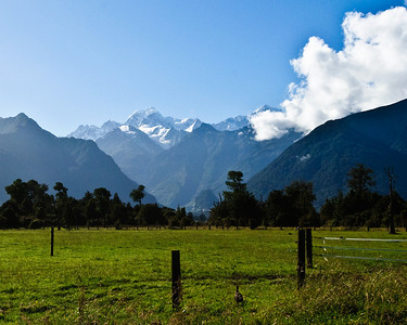 Franz Josef to Queenstown
