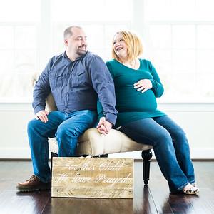Melissa & Bill's Maternity Portraits