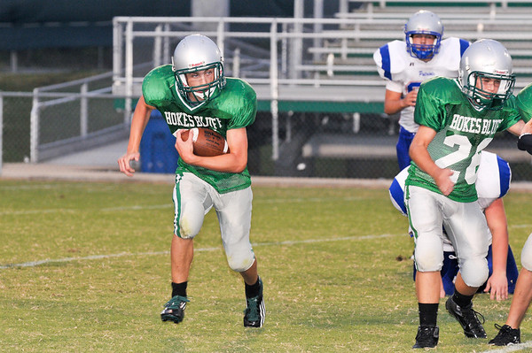 Hokes Bluff MS & JV v. West End, 9/19/2011