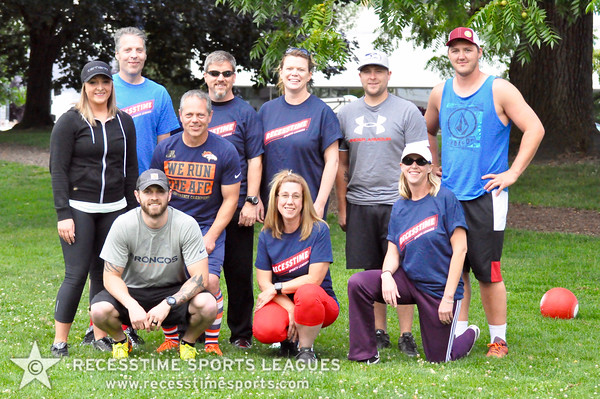 SUMMER SUNDAY PORTLAND KICKBALL 2016