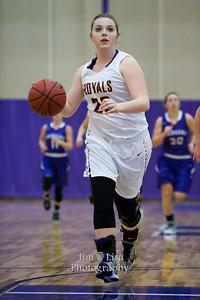 CCS Basketball (Varsity) vs. Elmore City, January 27