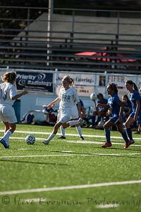 2016 PHS Girls Soccer vs Eastern JV