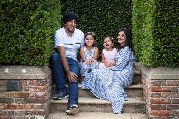 Iqbal and Family 2020