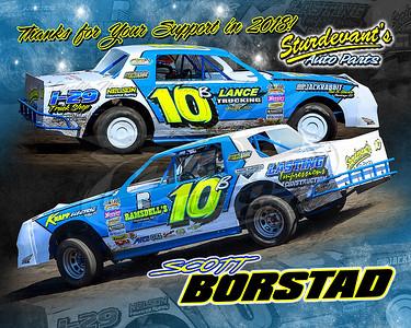Scott Borstad Sponsor Photos