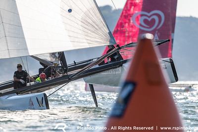 Regata de Portugal'18 D3