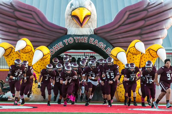 October 12, 2017 - Football - Juarez-Lincoln vs Mission - Game Action_LG