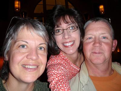 Russell & Elaine in Raleigh - Nov 2008