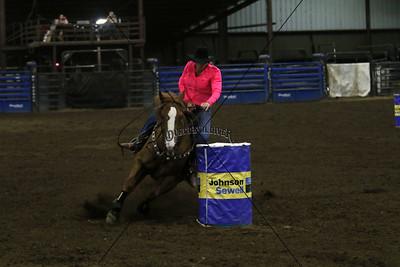 Thursday Night Slack Barrel Racing
