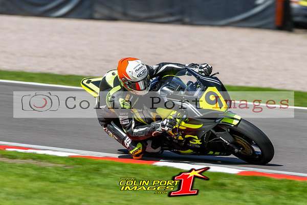Ben Luxton Oulton Park BSB May 2018