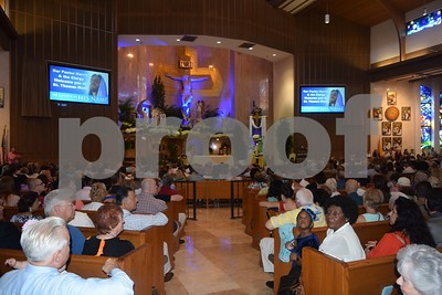2017-04-16 Easter Sunday Mass with Fr. Vargas