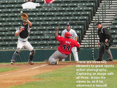 Video Baseball Portfolio