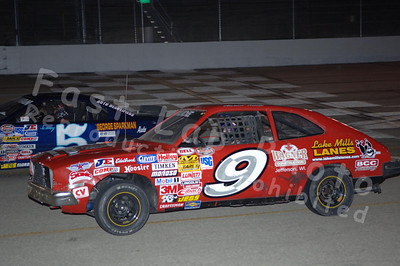 American Short Trackers / International Four Cylinders