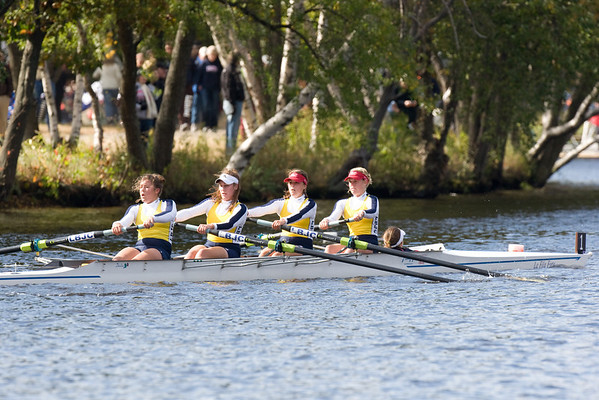 2008 Head of the Charles ~ Youth Women's Fours