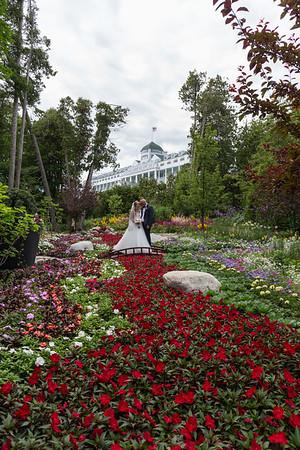 Morgan Mike Mackinac Island Wedding Photography