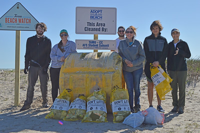 022419 Beach Clean Up