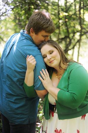 Cassie and Adam Engagement
