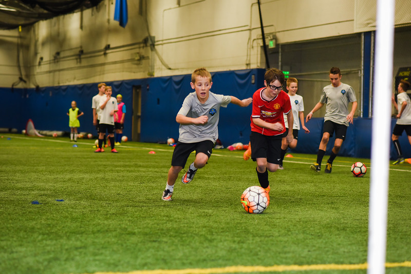 Core Soccer Camp