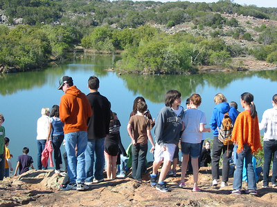 2009-4-7 Kealing 7th Grade Field Trip