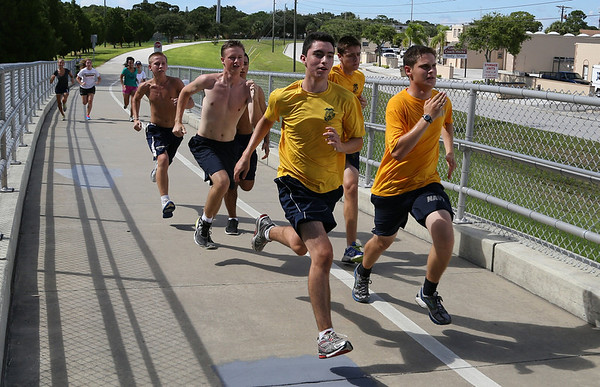 2013 Bridge workout