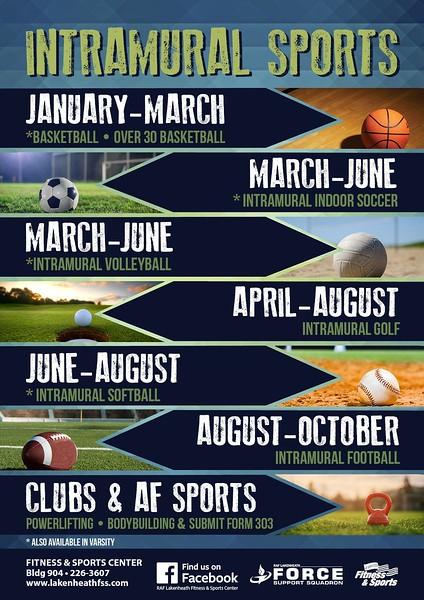 Sports Portfolio 2017