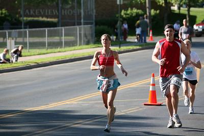 Stillwater MN marathon with Team MAZ