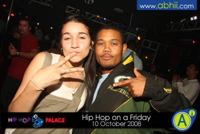 Hip Hop Palace - 10th October 2008