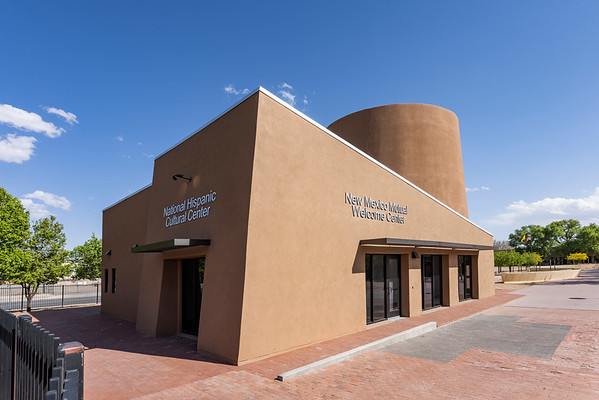 National Hispanic Cultural Center Welcome Center Albuquerque