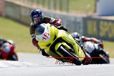 WA Road Racing Championship Rnd 4 Barbagallo 23.09.2012